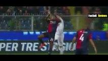 Genoa vs Inter 3-2 2015 All Goals & Full Highlights (Serie A)