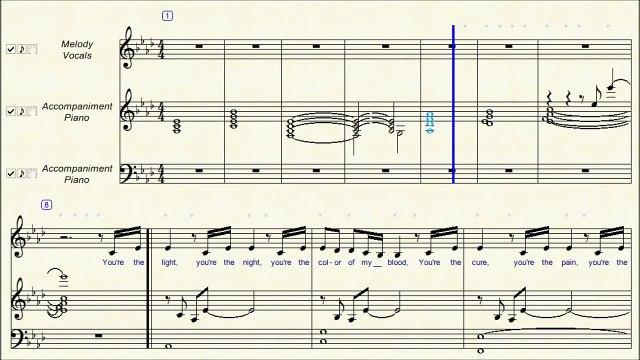 Ellie Goulding   Love Me Like You Do Piano Instrumental #ellie goulding
