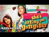 Marc Logan reports: Viral 'She's Dating the Gangster' poster