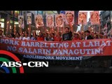 Anti-pork groups march to Mendiola on Independence Day