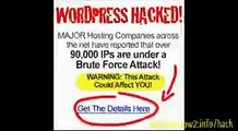 brute force attack programs - WP Brute Force Hack Solutions FREE