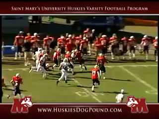 Huskies Football 2006 Highlights