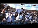 LA Kings Stanley Cup Locker Room Celebration