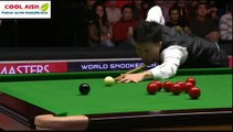 the MASTER player of SNOOKER Marco FU