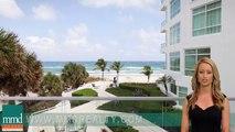 Maison de plage de luxe avec avec service de conciergerie complet et la sécurité en floride