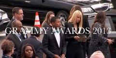 Red Carpet Grammys 2013 (Rihanna, Alexa Chung, Alicia Keys, Beyoncé Knowles...)
