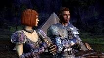 Dragon Age Banter Cutscene #1 - Alistair's distrust of Zevran