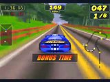 San Francisco Rush: Extreme Racing Game Sample - N64