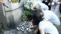 Bruxelles ricorda vittime attentato museo ebraico