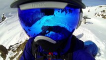 GoPro Hero 3 Snowboarding - Powder Session in Les Deux Alpes [HD]