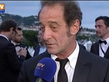 Cannes : la réaction poignante de Vincent Lindon