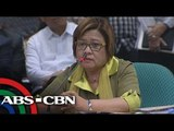 De Lima grilled at CA; no nod for now