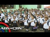 ABS-CBN's back to school project, a success!