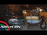 5 injured after car-tricycle accident in QC