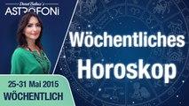 Monatliche Astrologie und Horoskop-Videos (25-31 Mai 2015)