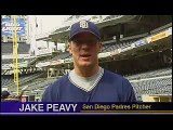 Padres Jake Peavy - When Disaster Strikes