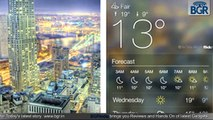 Yahoo! Weather app for iPhone and Yahoo! Mail app for iPad and Android tablets launched