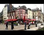 Honfleur  - Normandie-  Calvados - Cotè Fleurie