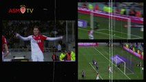 Nabil Dirar / Lucas Ocampos : Volley shots, bicycle kick, goals, skills : A funny show ! - AS Monaco