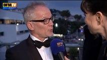 """Festival de Cannes: les films français étaient """"très universels"""", souligne Thierry Frémaux"""