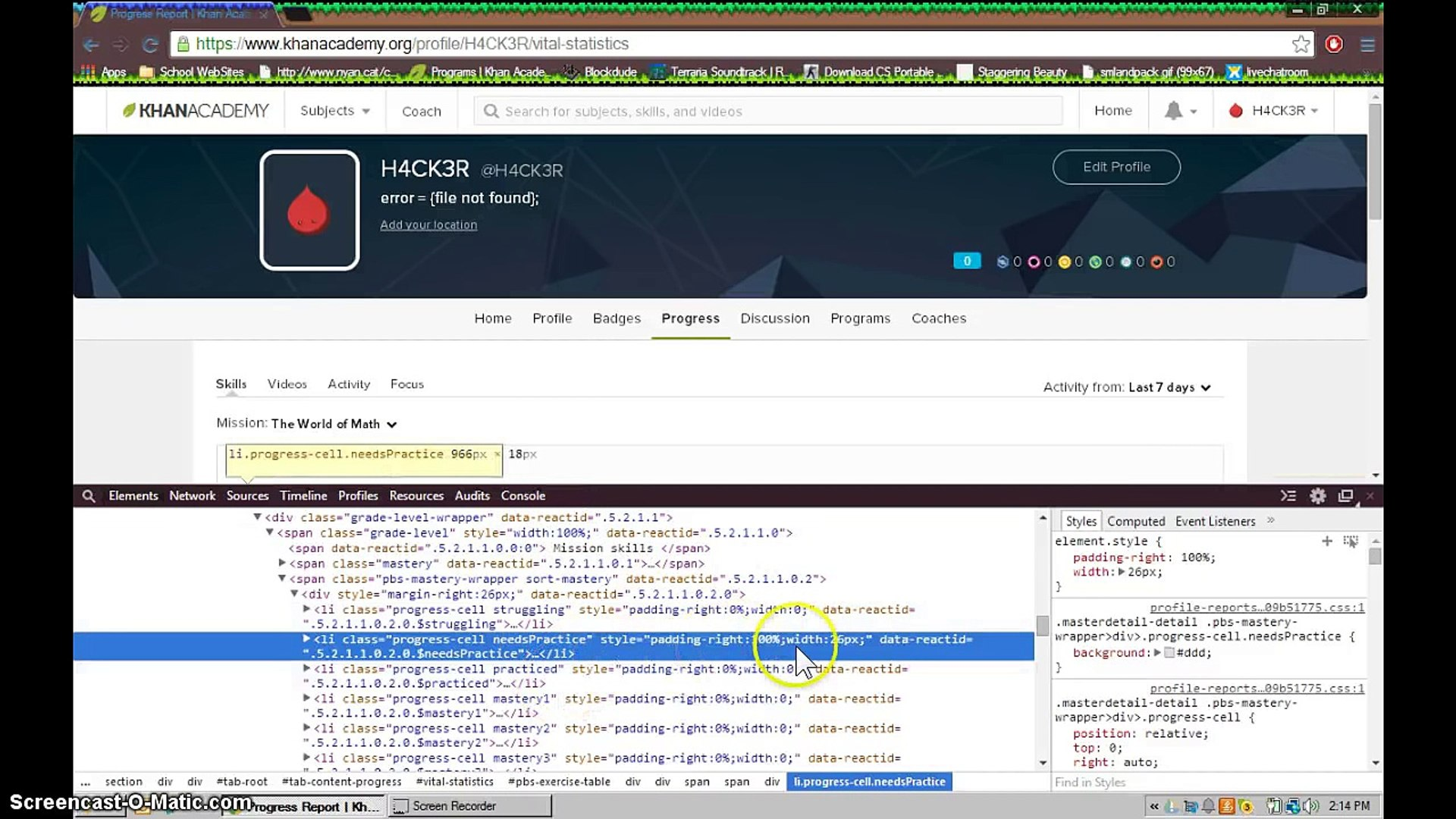 How To Hack KhanAcademy (EASY)