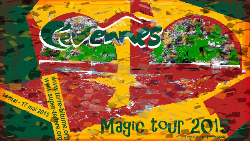 Cévennes Magic Tour 2015 Part.1