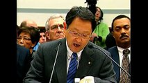 Mr. Akio Toyoda (Toyota Motor Corp chief) takes center stage in safety crisis