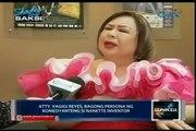 Saksi: Vagigi Reyes, bagong persona ng komedyanteng si Nanette Inventor
