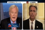 Chris Matthews Sounds Wasted Defending Pathological Liar Obama. Guest Rep Joe Walsh Must See!