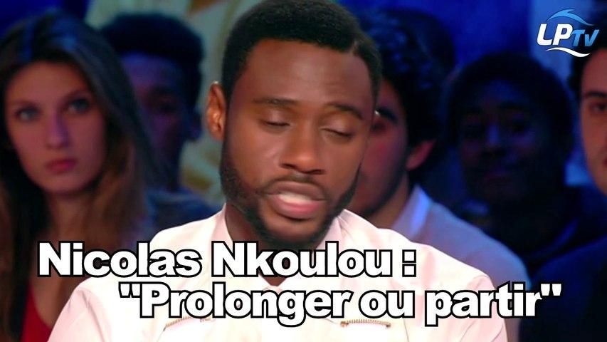 "Nkoulou : ""Prolonger ou partir"""