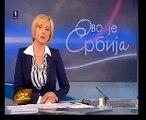 Canlı yayında kadın spiker fena yakalanıyor