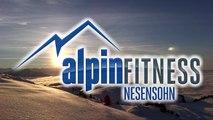 Alpiner Sonnenuntergang / Alpine Sunset