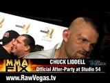 Chuck Liddell talks UFC 79 - MMA Fix