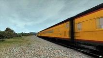 Railworks 4 [HD] Train Simulator 2013 / The Transcontinental [1]