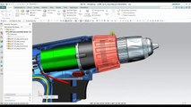NX design CREATE MACHINED PARTS WITH SIEMENS NX