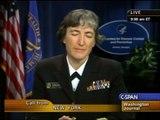 U.S. Response - Flu Outbreak - CDC Admiral  - Mandatory Vaccines? Swine Bilderberg Flu 5-1-09