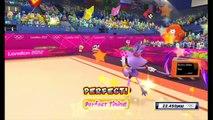 Mario & Sonic at the London 2012 Olympic Games: Rhythmic Ribbon - Blaze