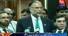 Would remove apprehensions over Economic Corridor will be removed repeatedly: Ahsan