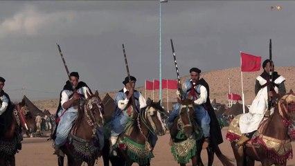 Les moments forts de la tradition équestre marocaine...
