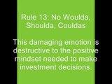JIM CRAMER MAD MONEY - 25 RULES FOR INVESTING - Finance Stock Stocks Market Investment