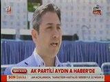 AkParti Adıyaman Mitingi - Röportaj: Adıyaman Milletvekili Adayı Ahmet Aydın /