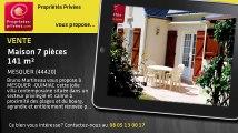 A vendre - maison - MESQUER (44420) - 7 pièces - 141m²