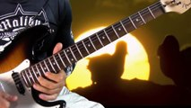 Pink Floyd - Coming Back To Life - Guitar Solo - POD XT - David Gilmour