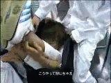 Shinhwa kidnapped minwoo and eric using big bag ?!?!?