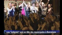 """Barcelone Ada Colau : Maire . Les """"indignés aux portes du pouvoir"""