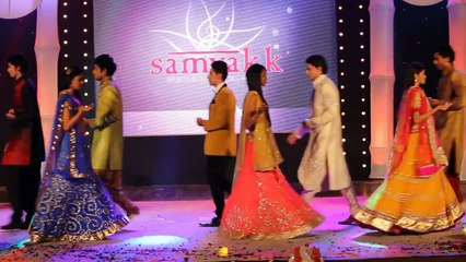 Wedding Dresses Collection Fashion Show 2014| New Wedding Lehengas| Bridal Men's Sherwanis - Samyakk