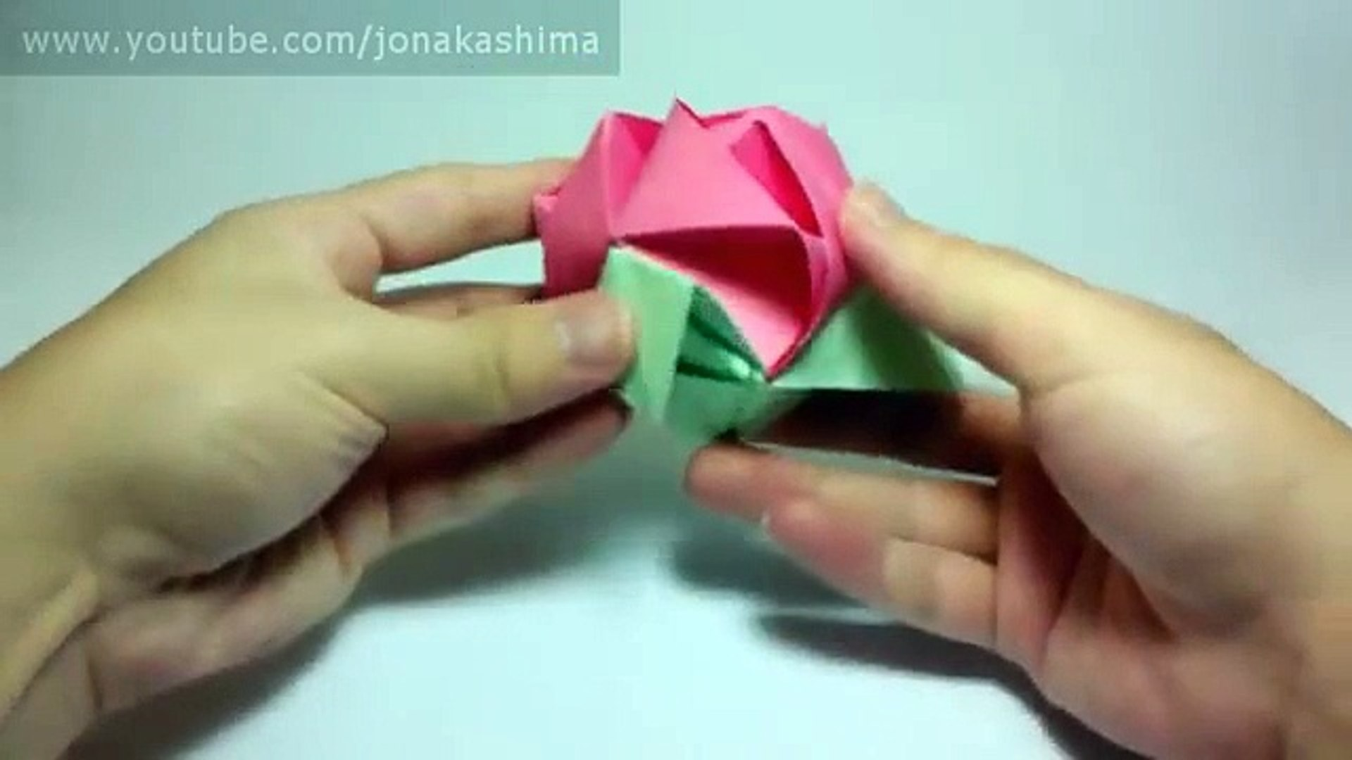 Origami Magic Rose Cube : 17 Steps (with Pictures) - Instructables | 1080x1920