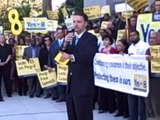 Prop 8 spokesman says defeating same-sex marriage is like defeating Hitler