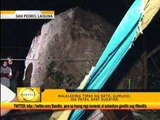 Boy killed, 4 hurt in Laguna rockslide