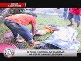 10 killed in Ilocos Norte jeep-truck smash-up